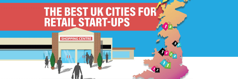 The Best UK Cities for Retail Start-Ups