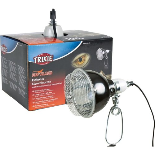 Trixie Reflector Clamp Lamp, 17 x 14 cm