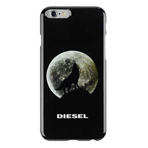 Diesel Pluton 6 Hard Snap Case For iPhone 6 wolf logo