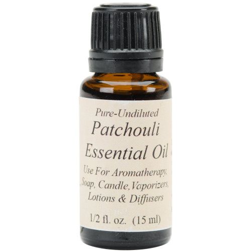 Essential Oil Open Stock .5oz-Patchouli
