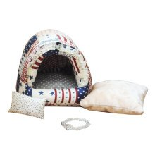 Warm Pet Habitat Hamster Hammock Cotton Chinchilla Hanging Bed Decor House -A1
