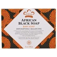 Nubian Heritage Soap Bar, African Black, 5 Ounce