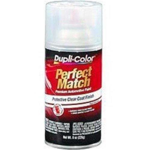 Krylon BCL0125 8 oz Perfect Match Automotive Paint, Clear Top Coat