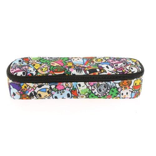 Tokidoki Pencil Case School College Work Make Up Bag Multicoloured Gift