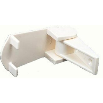 W4 Plastic Work Surface Sink Top Retainer