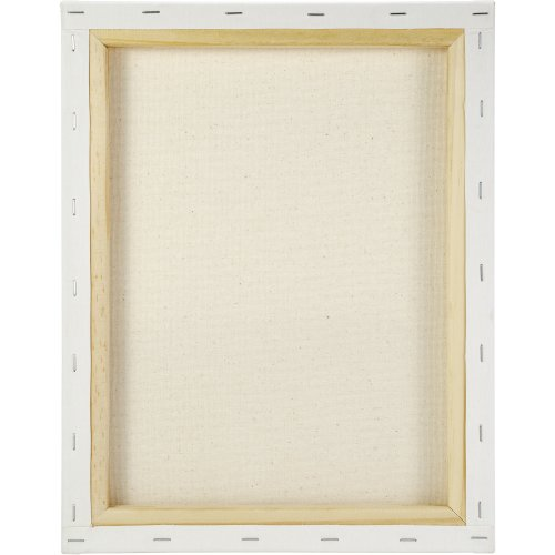 "Value Series Stretched Canvas 11""X14"" 2/Pkg-White"