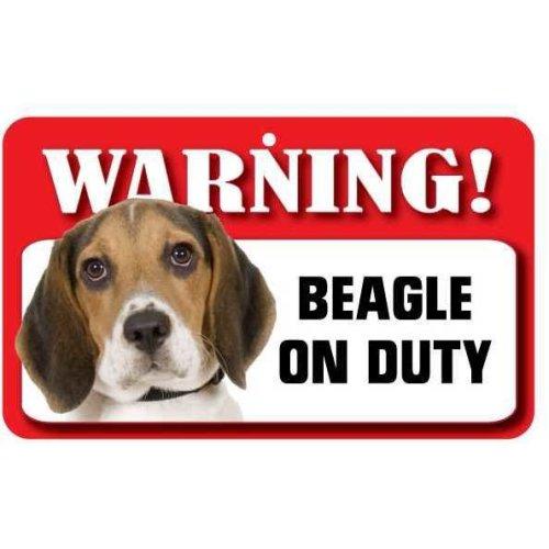 Beagle Pet Sign