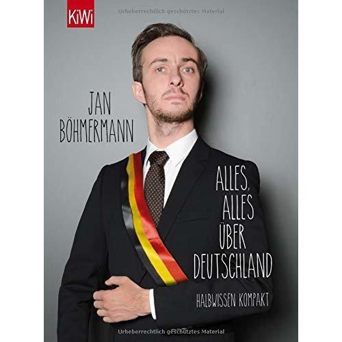 Alles, alles über Deutschland: Halbwissen kompakt