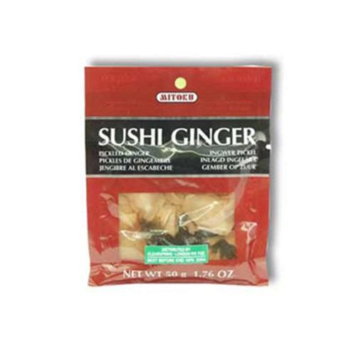 Mitoku Japanese Sushi Ginger 105g