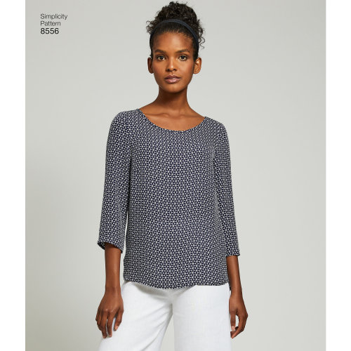 Simplicity Misses' Easy To Sew Separates-16-18-20-22-24
