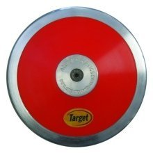 Amber Athletic Gear Target High Spin Throw Discus 75% Rim Weight