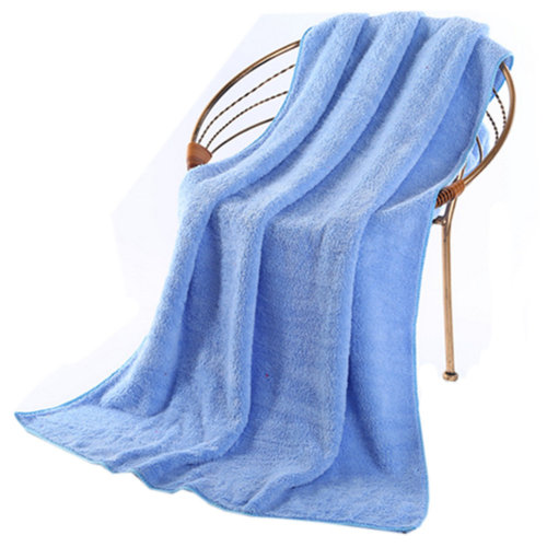 Soft Extra Large Beach Towels (140*70cm) Blue