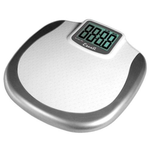 Escali xl 200 400 Lb High Capacity Large Display Bathroom Scale