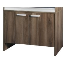 Vivexotic Viva+/repti Cabinet Medium Walnut 862x490x645mm