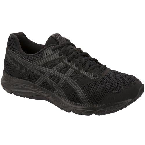Asics Gel-Contend 5 1011A256-002 Mens Black running shoes