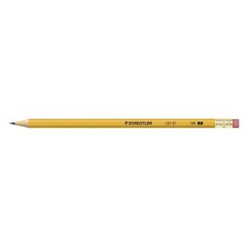 Staedtler-Mars 1568980 No. 2 Yellow Pencils, Pack of 144