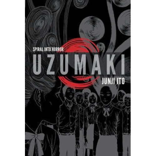 Uzumaki (3-in-1, Deluxe Edition): Vols. 1, 2 & 3