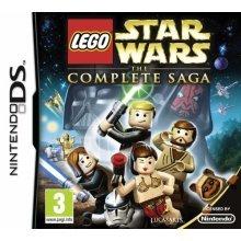 Lego Star Wars - The Complete Saga (Nintendo DS)