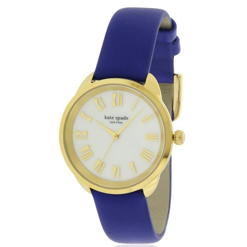Kate Spade Crosstown Leather Ladies Watch KSW1246