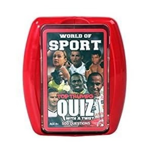 World of Sport Top Trumps Quiz