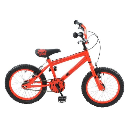 "New Townsend Wrecker Boys 16"" Wheel Single Speed BMX Bike Bicycle Red"