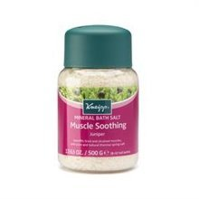 Kneipp Cold Muscle Soother Salts 500g (juniper)