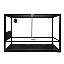 Komodo Glass Terrarium Flat Packed 60x45x60cm