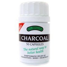Braggs Charcoal 300mg - 50 Caps