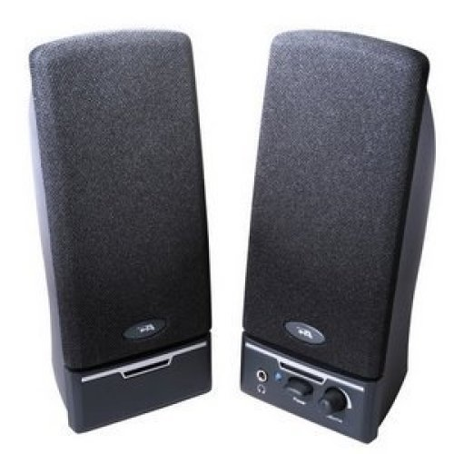 Cyber Acoustics CA 2014rb Amplified Computer Speaker System 828476