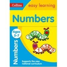Collins Easy Learning Ks1: Numbers Ages 5-7