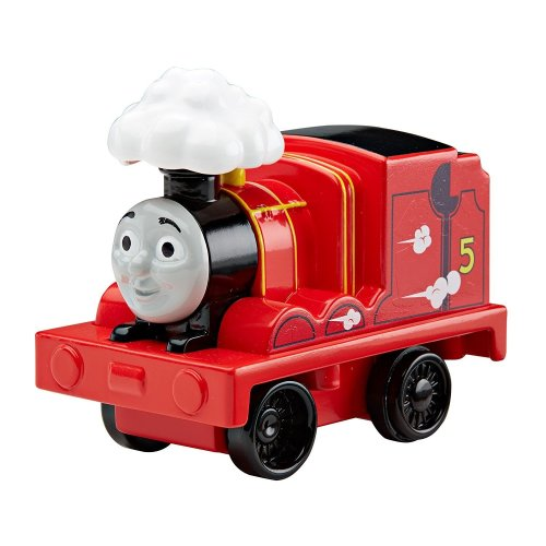 Fisher-Price My First Thomas the Train Pullback Puffer James