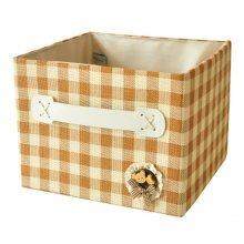 Uncovered Drawer Deedbox Foldable Sundry Organizer Box Storage Baskets N
