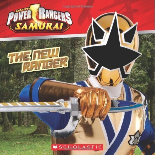 Power Rangers Samurai: The New Ranger