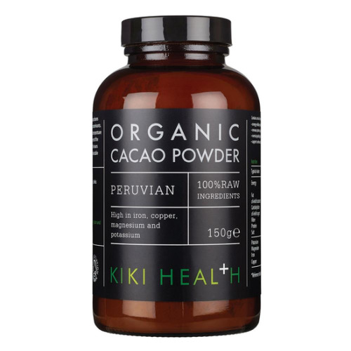 Kiki Organic Raw Cacao Powder 150g