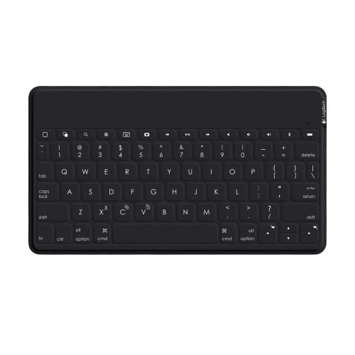 Logitech Keys-To-Go Bluetooth QWERTY Italian Black mobile device keyboard