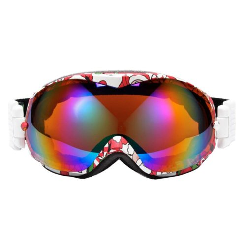 Anti-fog Sports & Outdoors Goggle /Hiking/Climbing/Cycling/Ski Goggles-13