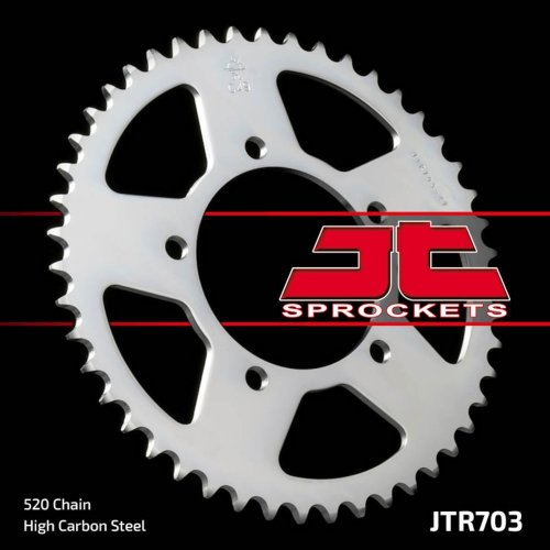 44T JT rear sprocket 520 Aprilia RS125 Pegaso RSV 1000 RSV4 BMW G 650