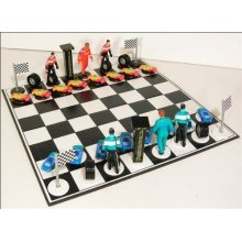 Big League Promotions Auto Racing Chess