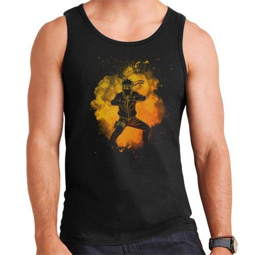 Naruto Soul Of The Ninja Men's Vest