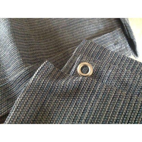 OLPRO OLTex Breathable Awning Groundsheet Carpet (2.5m x 6.5m) – Blue/ Grey