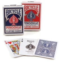 Bicycle Pinochle Playing Card game