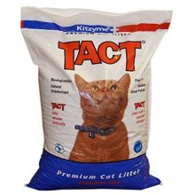 Bob Martin Company Kitzyme Cat Tact High Quality Wood Based Cat Litter 30ltr
