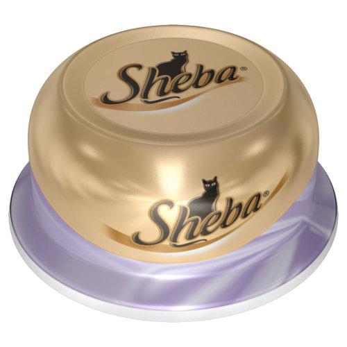 Sheba Dome Jelly Tuna & Prawn 80g (Pack of 24)
