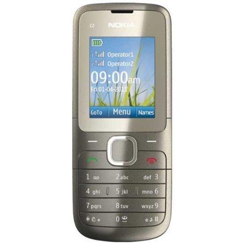Nokia C2-00 Dual Sim | 64MB | 16MB RAM