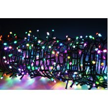 LED String Lights with Auto-timer Control