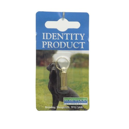 Cat Id Tubes (Pack of 6)