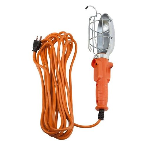 25 ft. 120V Metal Drop Light