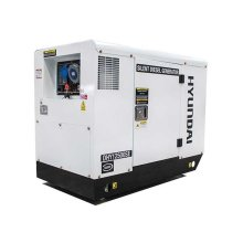 Hyundai DHY12500SE Silenced Diesel Standby Generator 10kW