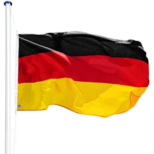 Flagpole aluminium Germany