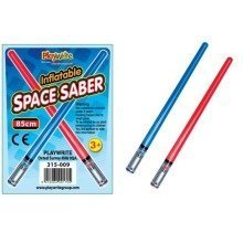 12 Inflatable Space Sabers 88cm